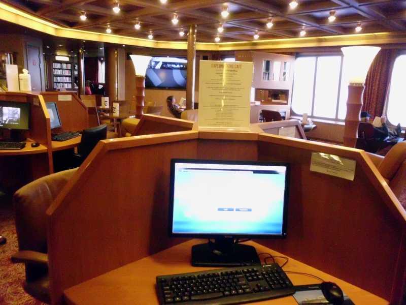 Ship Internet