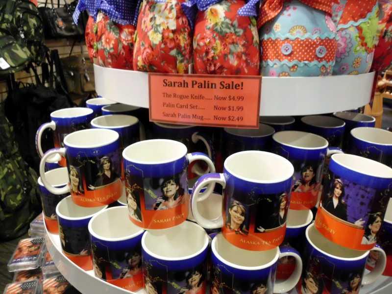 Palin mugs