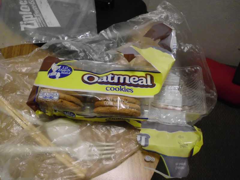 dollar store cookies