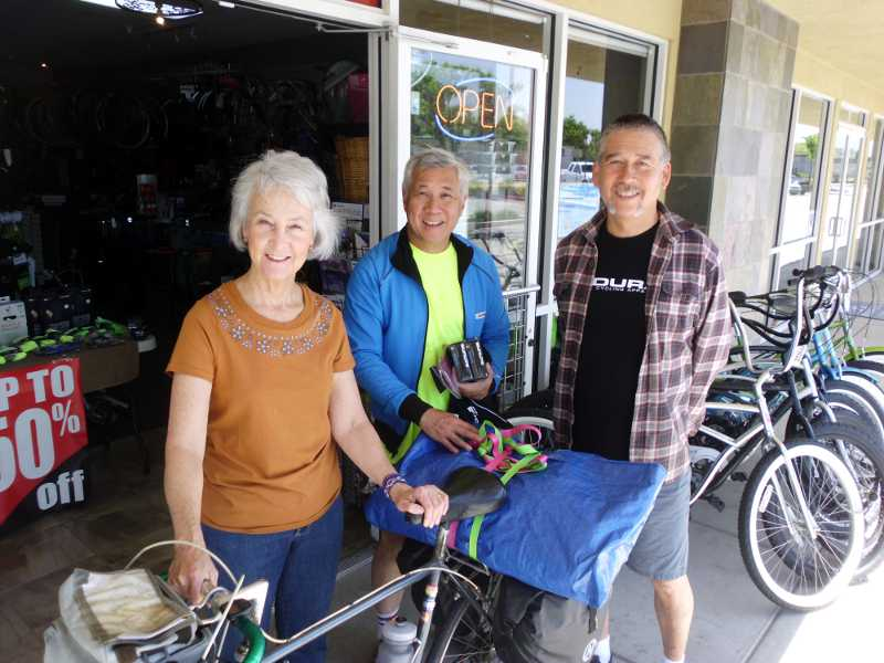bike shop owners