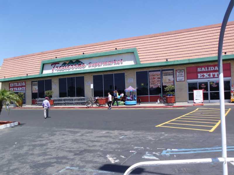 Tressierras Supermarket