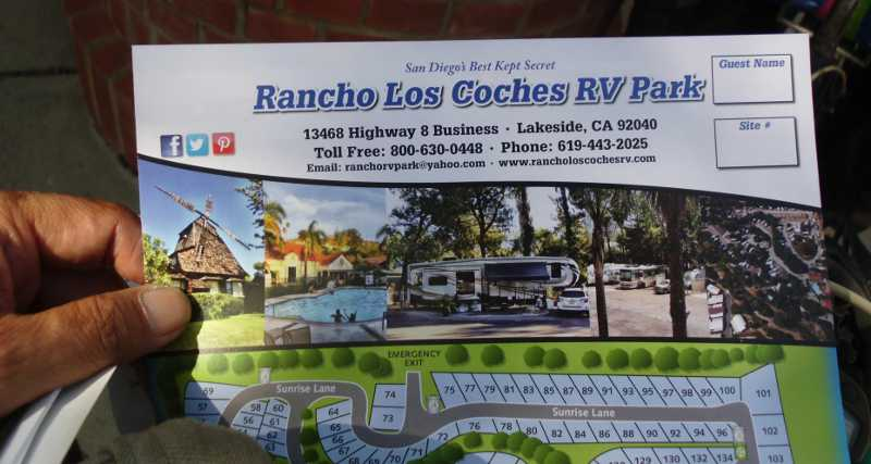 Rancho Los Conches RV Park