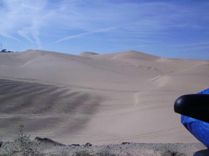 Tattooine Desert
