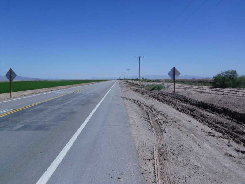 Hwy 78 to Blythe