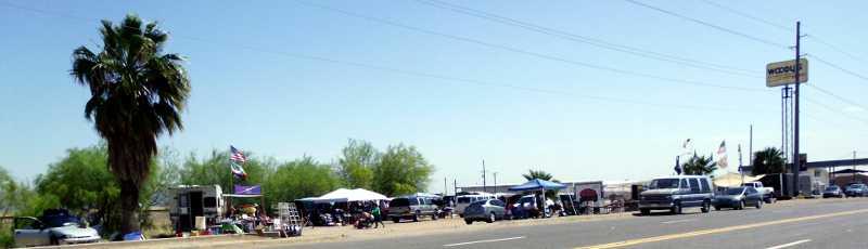 Aguila Flea Market 2