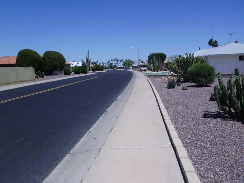 Phoenix suburb