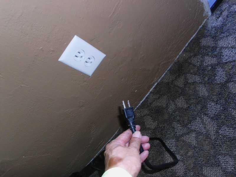 electronics power switch