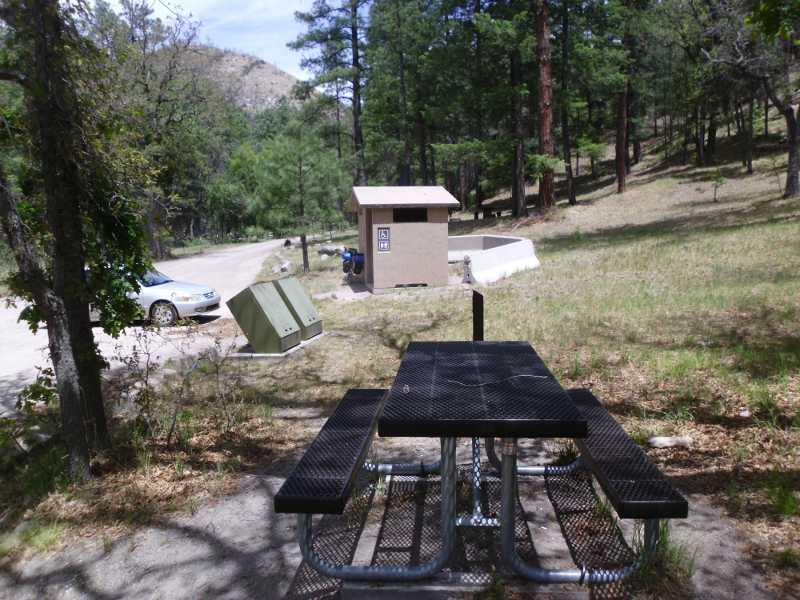 USFS campground