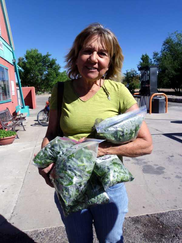 Cindy the Organic Farmer