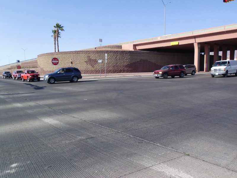 El Paso traffic