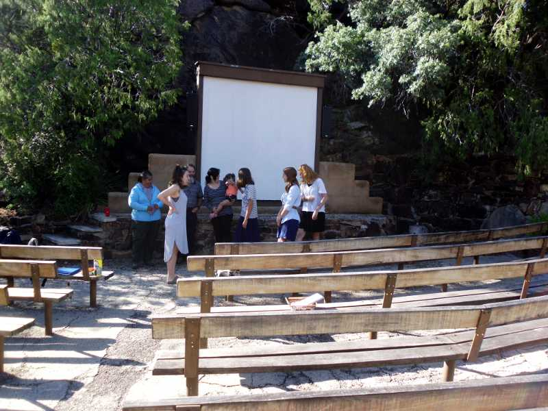 basin amphiteater