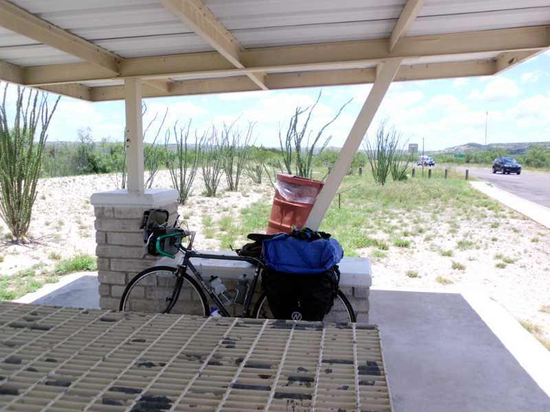 second picnic area