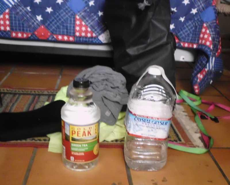 change water jugs