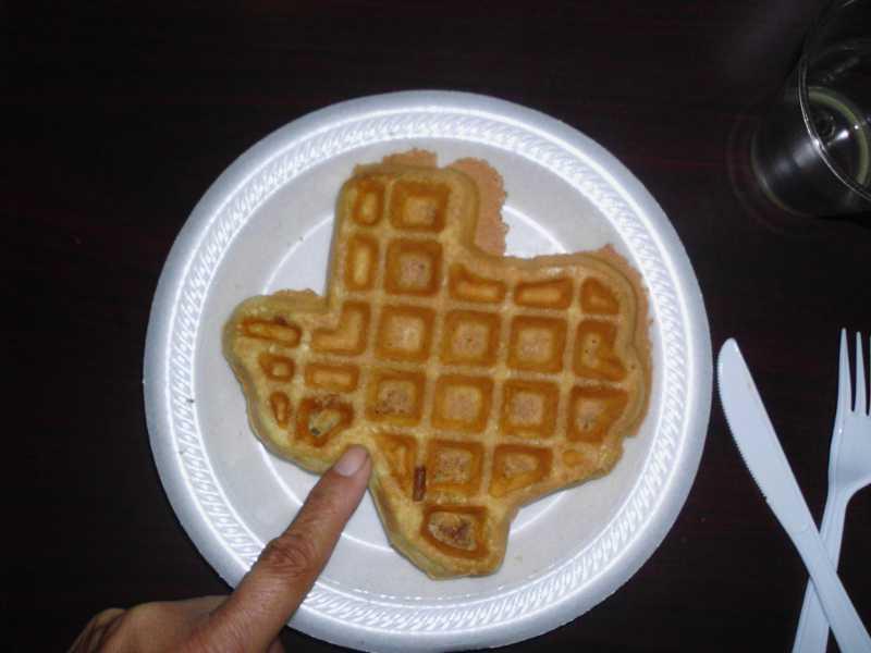Texas Waffle