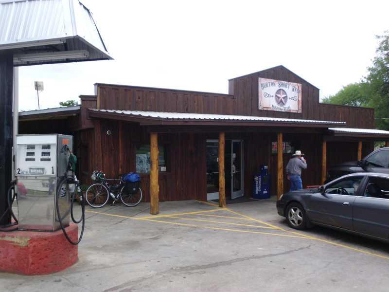 Burton Short Stop