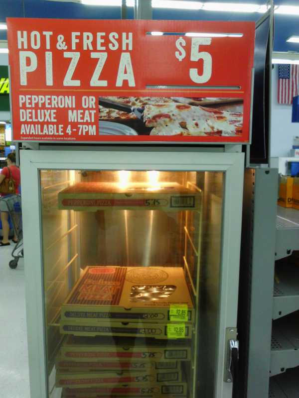 walmart special on pizza