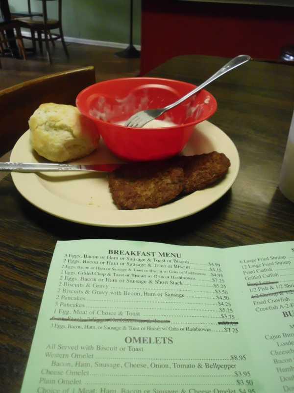 Good breakfast for $4.50