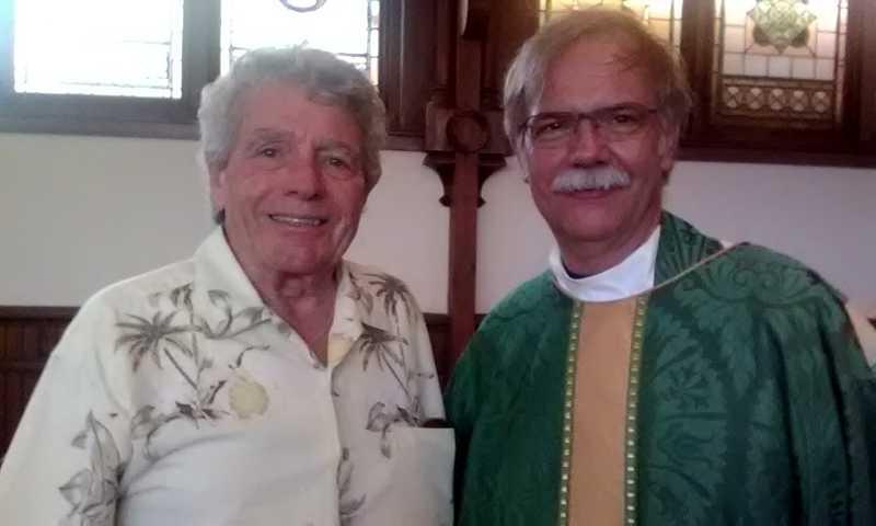Bill and David