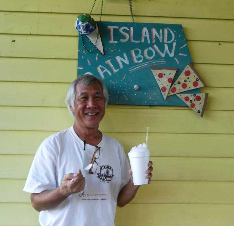 coconut snoball