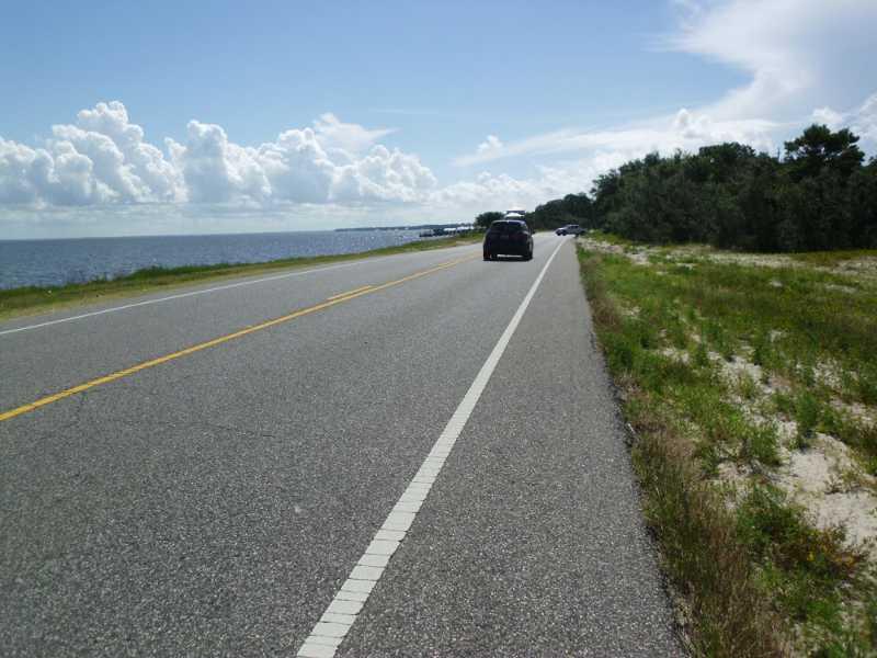 Ft Morgan road