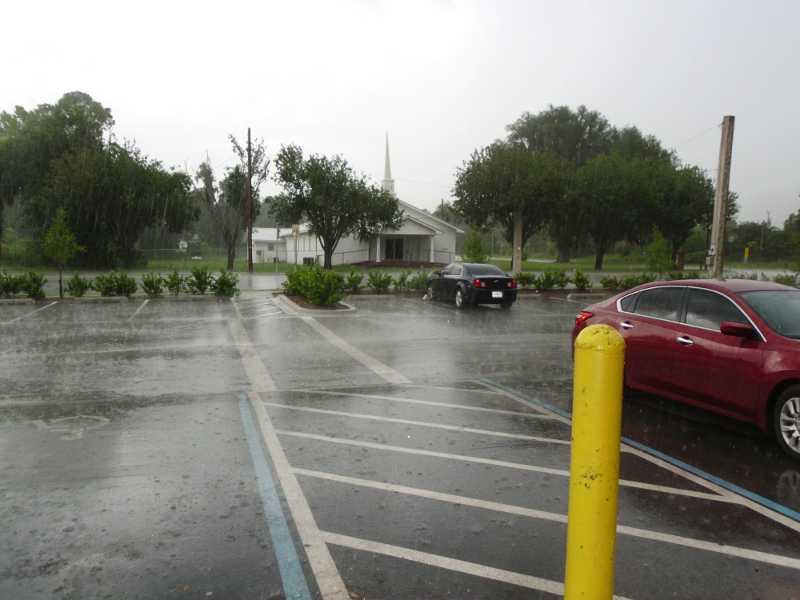 storm at Greenview