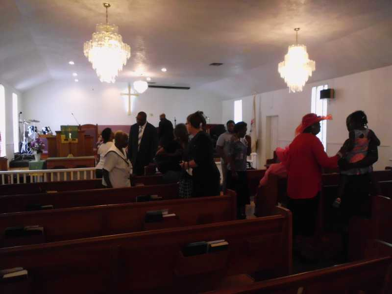 Mt. Carmel Methodist Church