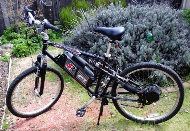 Synergy S3 Electric Bicycle
