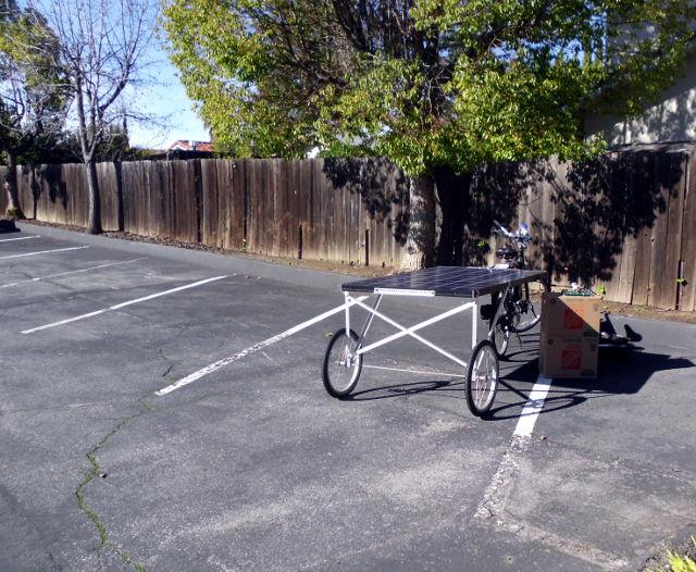 Field Test Setup
